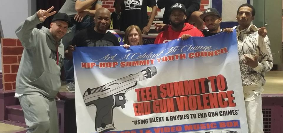 Teen Summit To End Gun Violence With Message From President Obama