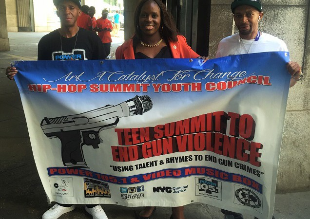HHSYC Supports Gun Violence Awareness Month