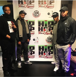 HHSYC And P.O.G Films Launch The Hip-Hop 'Hood Report