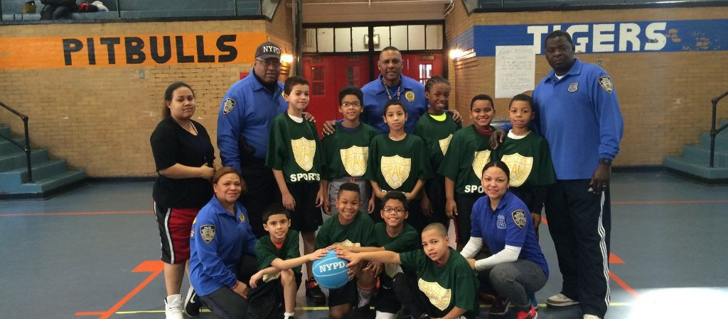TO FURTHER REDUCE CRIME, NYPD CONTINUES TO BUILD STRONG RELATIONS WITH STUDENTS AND THE COMMUNITY