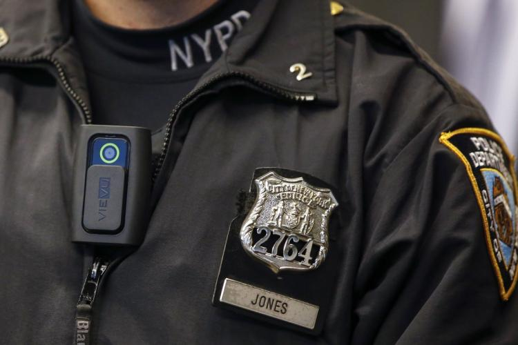 NYPD Body Cameras