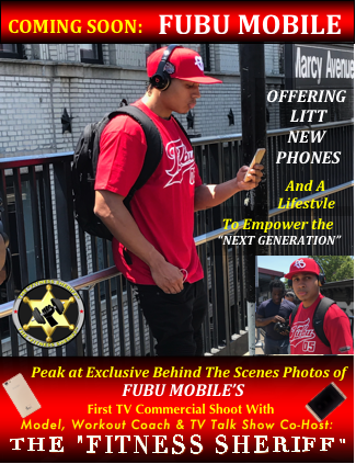 FUBU MOBILE PREPARES TO TAKE THE WORLD BY STORM WITH A LITT NEW LINE OF PHONES