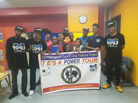 HIP-HOP SUMMIT YOUTH COUNCIL CONGRATULATES NEW C-COP CHAIR DANNY BARBER-WALKER
