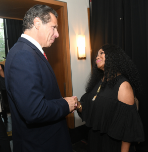 GovCuomo and Carol Maraj1