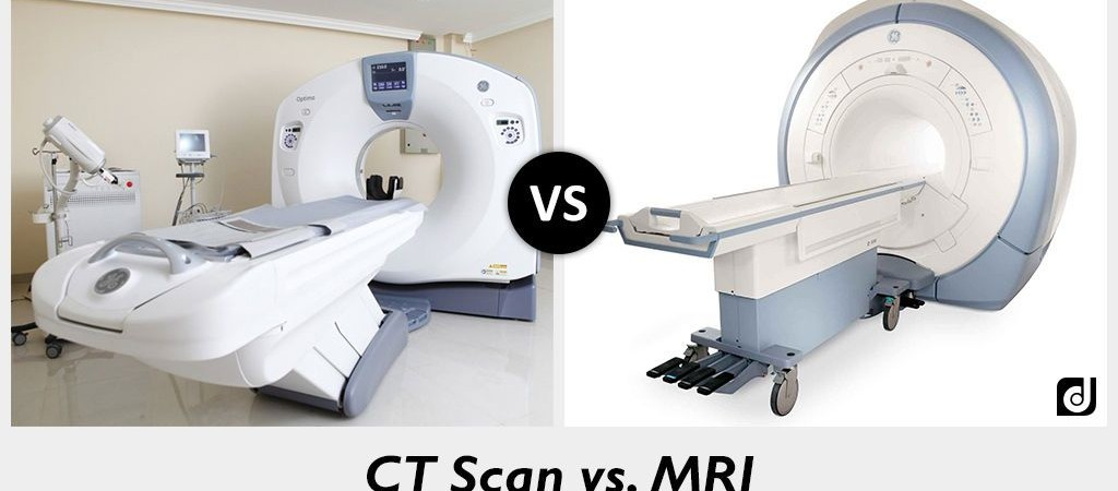 WHAT'S THE DIFFERENCE BETWEEN AN X-RAY, CT SCAN AND MRI