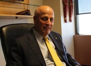 PERF Executive Director Chuck Wexler