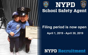 NYPD School Safety Agent